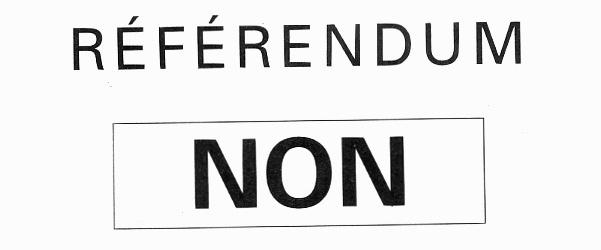 referendumNON